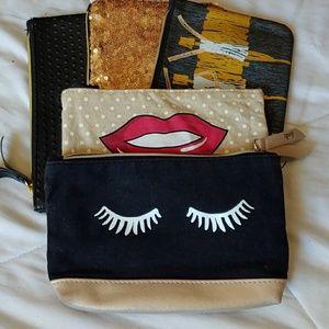 Handbags - 5 Ipsy bags